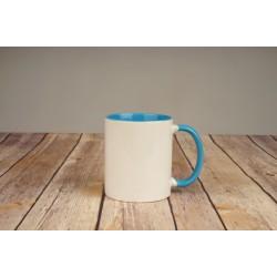 Чаша синя