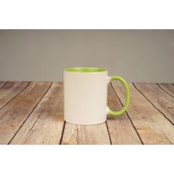 Чаша зелена