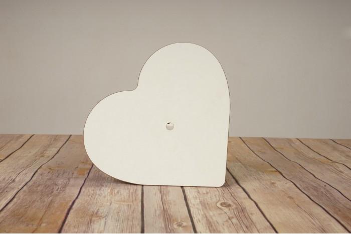 Часовник сърце 19х21 см.