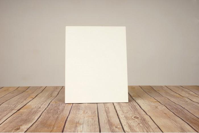 Сублимациона рамка правоъгълна 20х25 см.