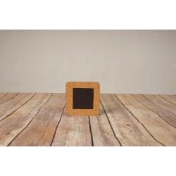 Магнит квадрат 9,5х9,5 см. ЛУКС