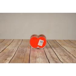 Преспапие сърце 7х9,5 см.