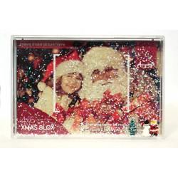 Преспапие Дядо Коледа 15х10 см.